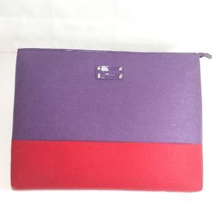 """♠️ Kate Spade Computer Sleeve Laptop Bag Large 15"""""""